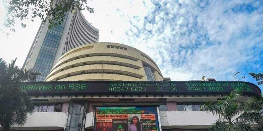 Sensex hits all-time record