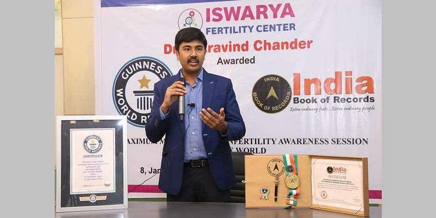 Dr. Aravind Chander