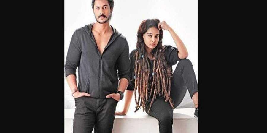 Nischith and Chaitra Rao