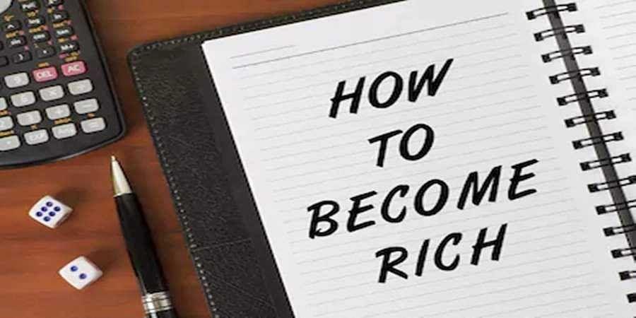Hanaclasu: How To Become Rich