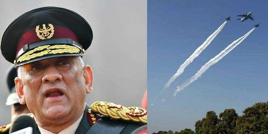 Gen Rawat seeks creation of air defence command