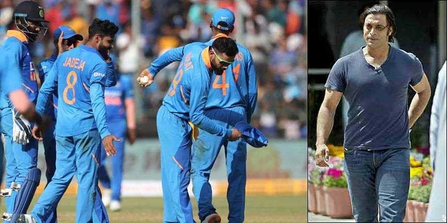 Shoaib Akhtar praises Virat Kohli
