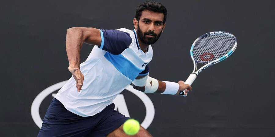 Indian tennis: Prajnesh Gunneswaran out of Australian Open after straight-sets loss in first round