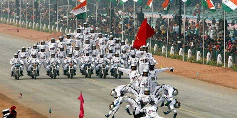 Women CRPF bikers to make Republic Day parade debut with daredevil stunts