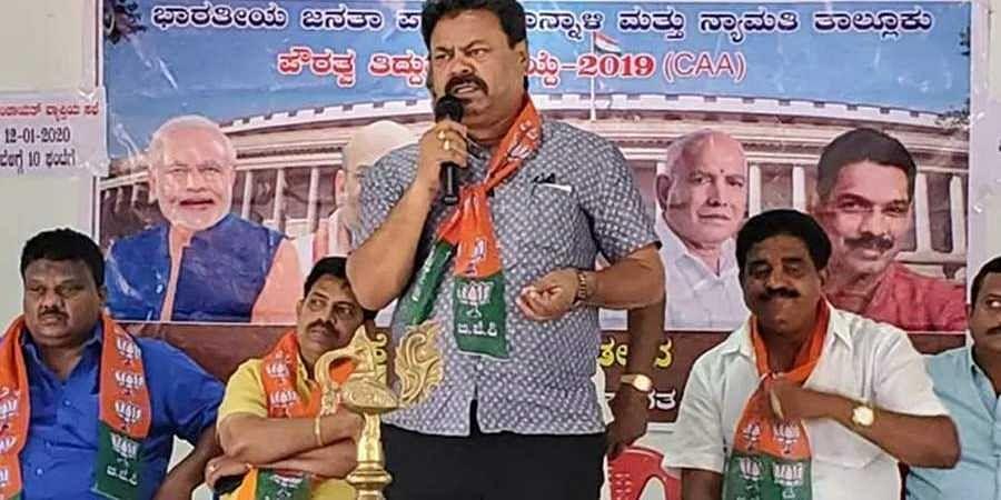 M P Renukacharya