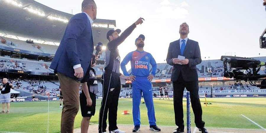 New Zealand vs India 1st T20I
