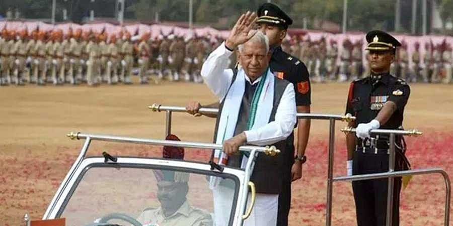 Governor vajubhai vala flags off Republic Day celebrations in Karnataka