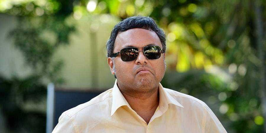 """Karti Chidambaram gets temporary relief from Madras HC in """"tax evasion"""" case"""