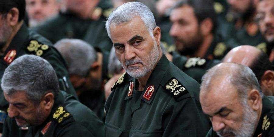 Iran Commander Soleimani's Death