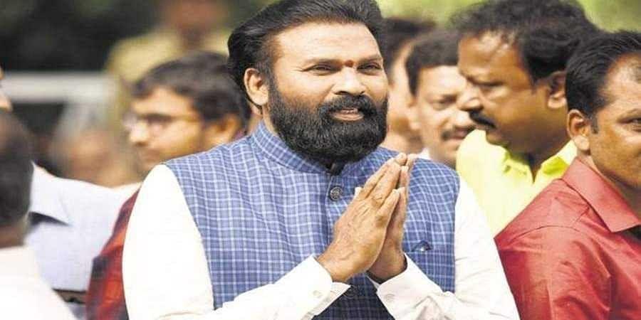 Minister Shriramulu