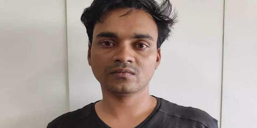Arrested Rapist