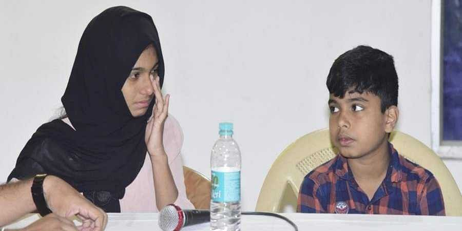 Abdul Jaleel Son And Daughter