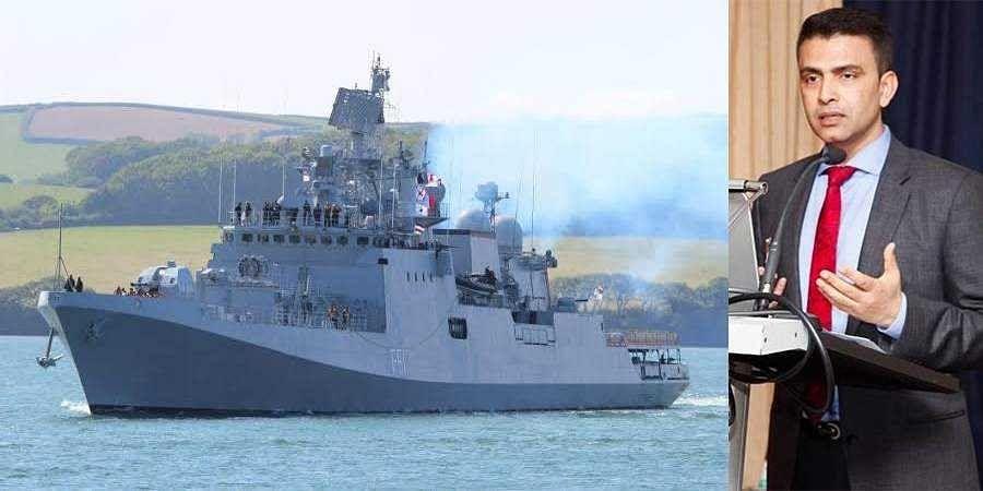 Indian Navys INS Trikhand