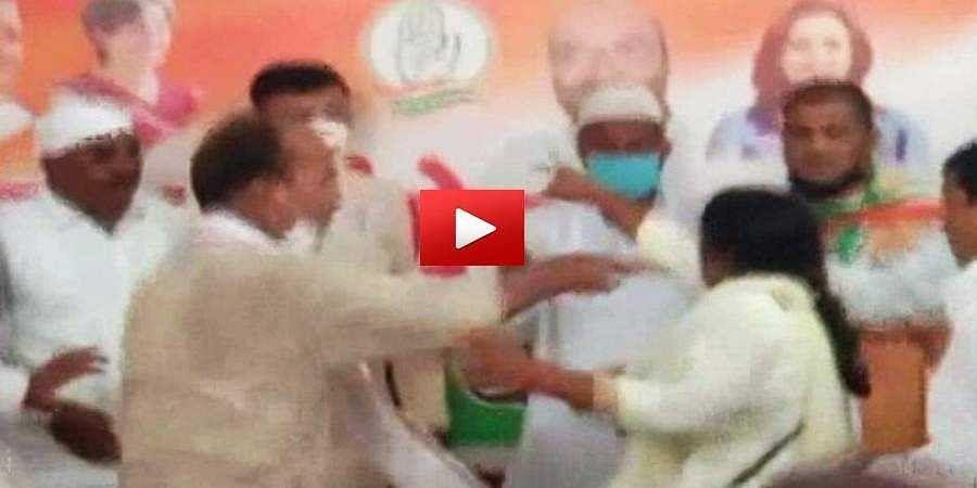 Congress woman leader beaten by party leaders in Uttar Pradesh's Deoria