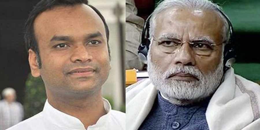 Priyank Kharge-Narendra Modi
