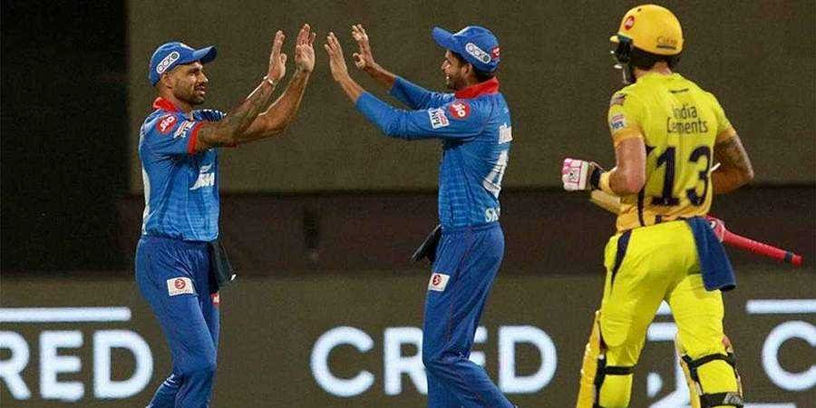 Chennai Super Kings skipper MS Dhoni won the toss and decide