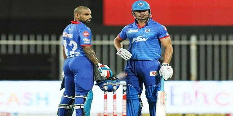 IPL-2020 Dhawan's maiden ton guides DC to 5-wicket win against Chennai Super Kings