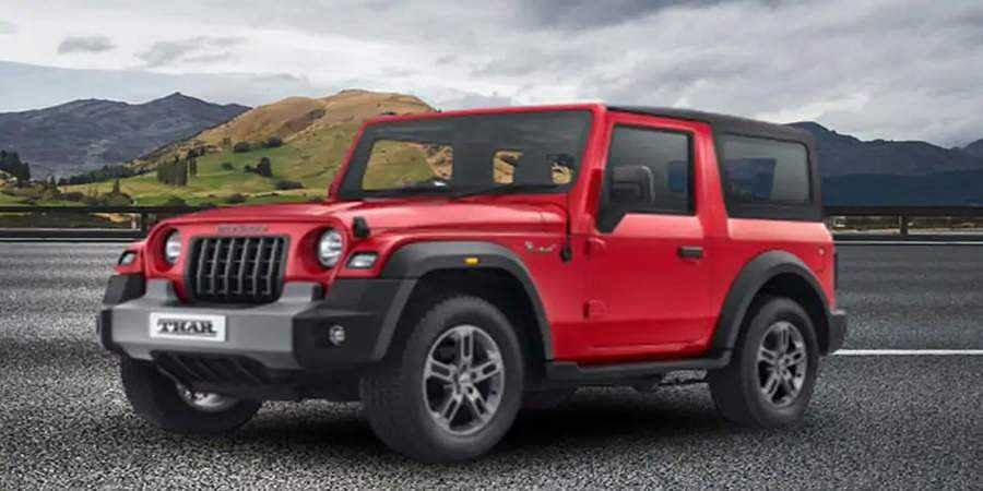 First Mahindra Thar 2020 auctioned at Rs 1.11 crore; why is it so special?