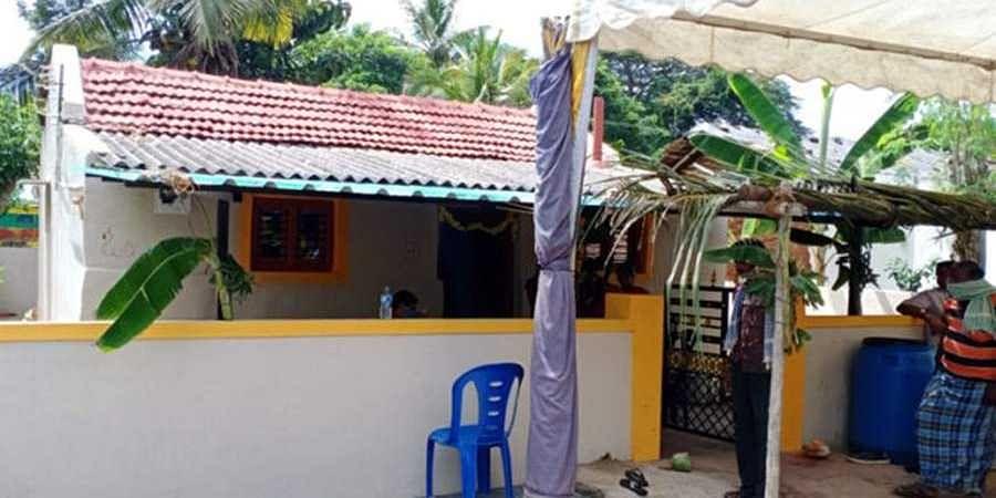 new house for orphan girls