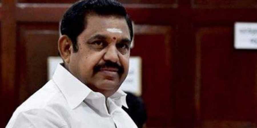 CM Palaniswami