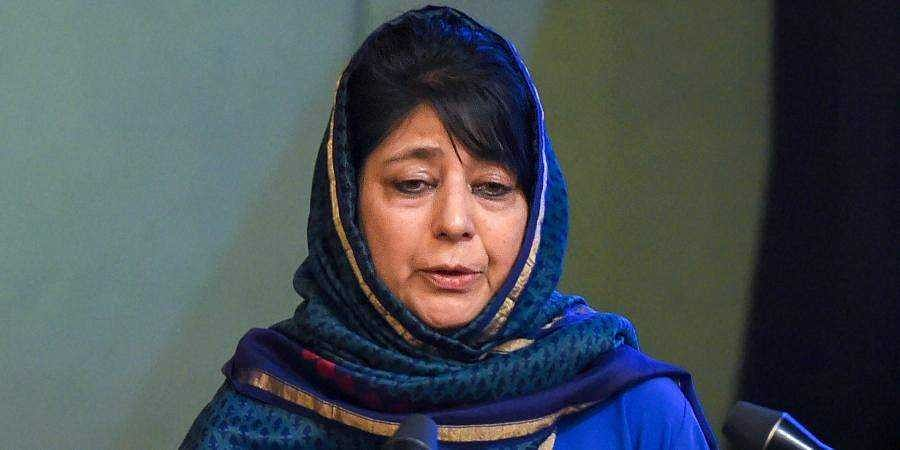 PDP, Gupkar alliance will take final call on whether to contest polls in Jammu and Kashmir: Mehbooba Mufti