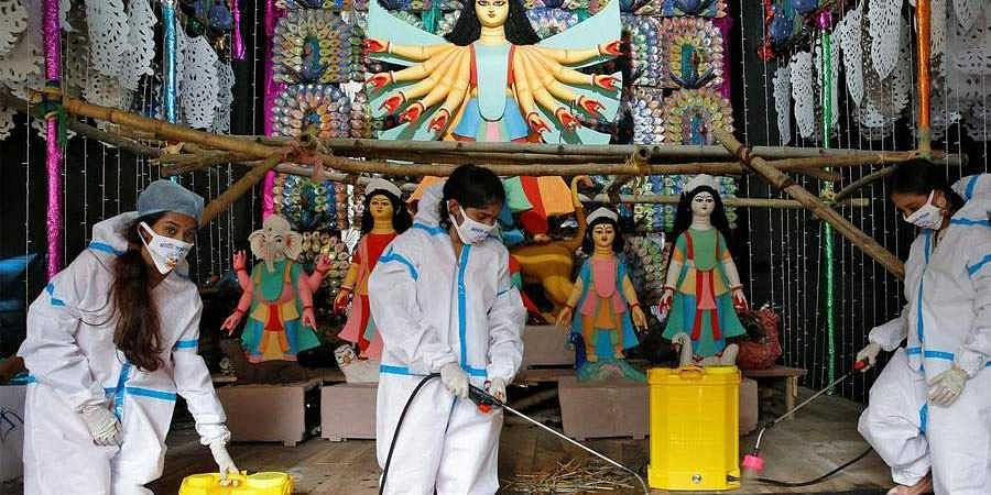 Durga Puja festivities