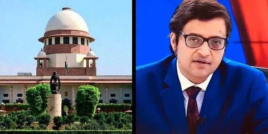 supreme court-arnab goswami