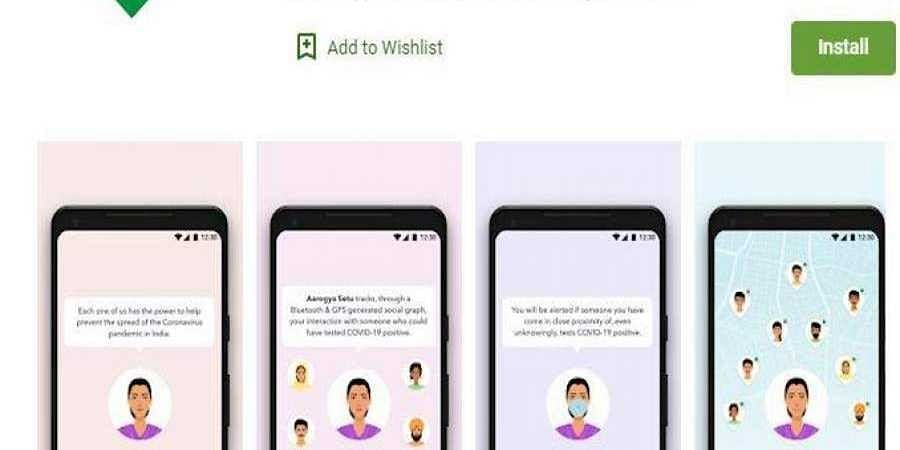 India's Own Coronavirus Tracking App, Aarogya Setu App