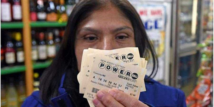 Powerball is offering a Rs.8.5 billion lottery jackpot