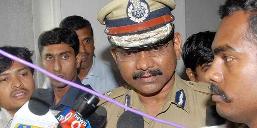 IPS Officer Ravinder Nath