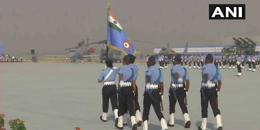 88th Indian Air Force Day celebrations underway at Hindon Airbase