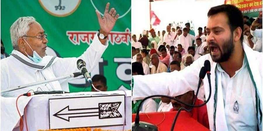 Nitish Kumar-Tejashwi Yadav