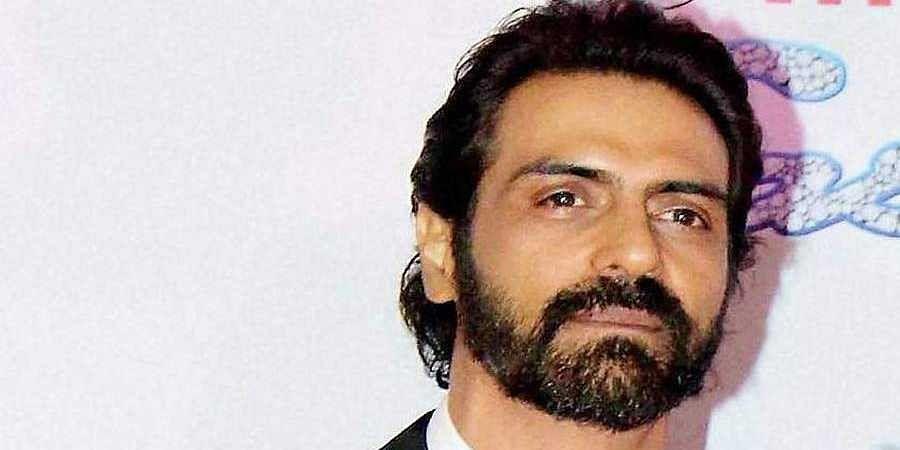 Actor Arjun Rampal