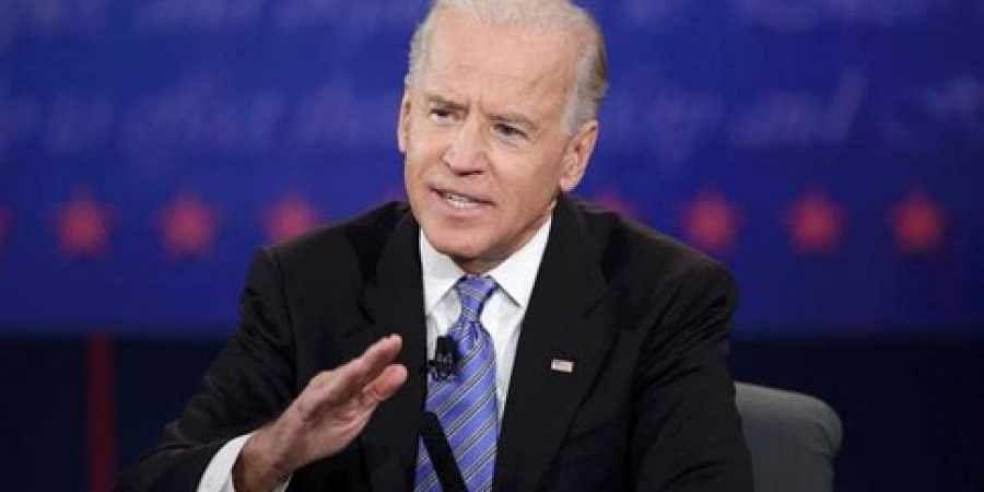 US President Elect Joe Biden
