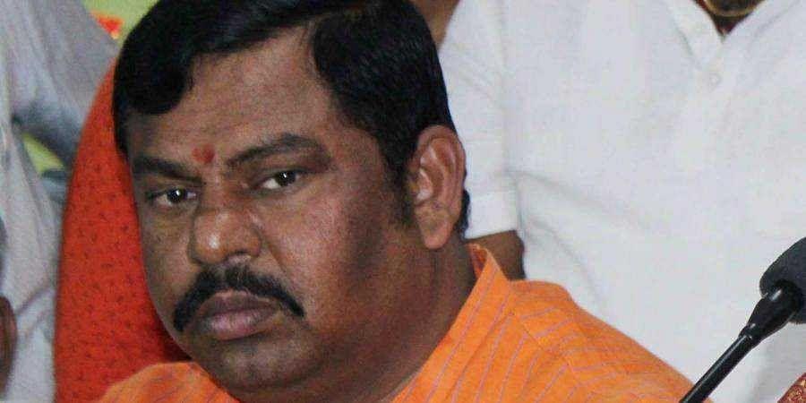 GHMC polls: Raja Singh offers Asaduddin Owaisi pork biryani as BJP, AIMIM spar over dish