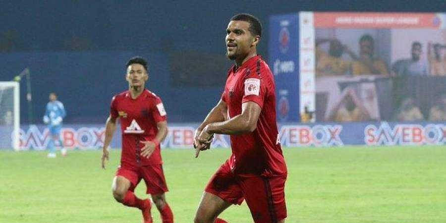 NorthEast script remarkable fightback to snatch draw against Kerala Blasters