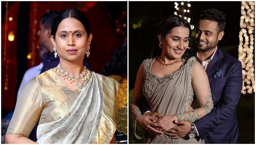 Lakshmi Hebbalkar Son Wedding