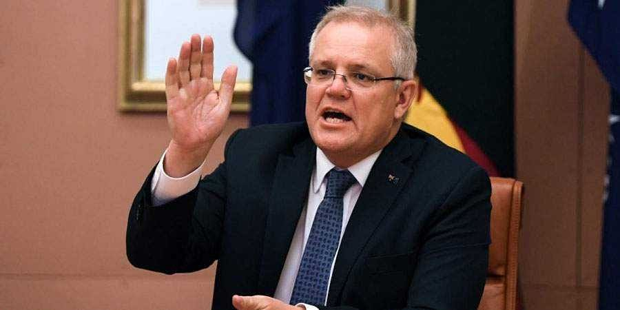 Australia demands apology from China