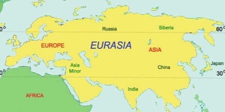 Hanaclasu: is Eurasia going to be the world's new power center