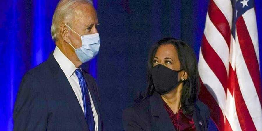 Joe Biden-Kamala Harris
