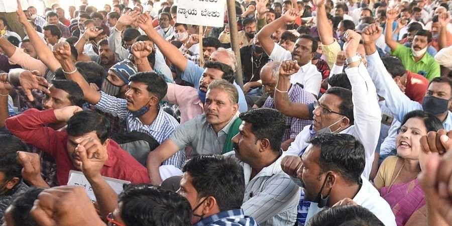 Transport Employees Strike