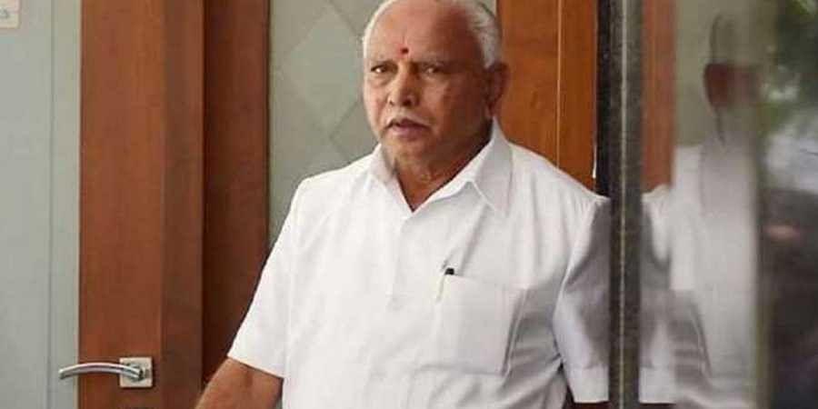 CM yeddyurappa