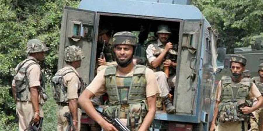 Hizbul Mujahideen Terrorist Arrested In Jammu And Kashmir's Budgam