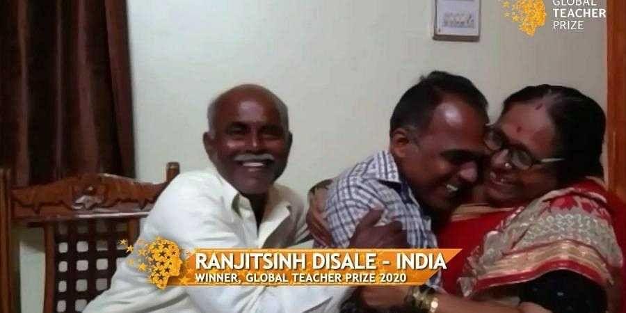 Global Teacher Award for 2020