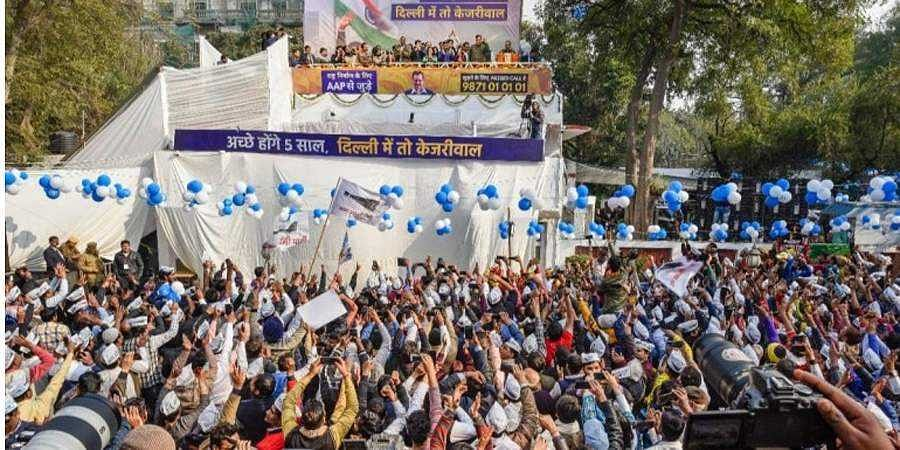 1 million people have joined party in 24 hours since Delhi victory: AAP
