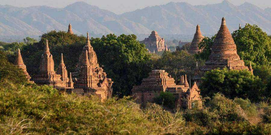 Outrage in Myanmar as tourists shoot porn video at holy Buddhist site