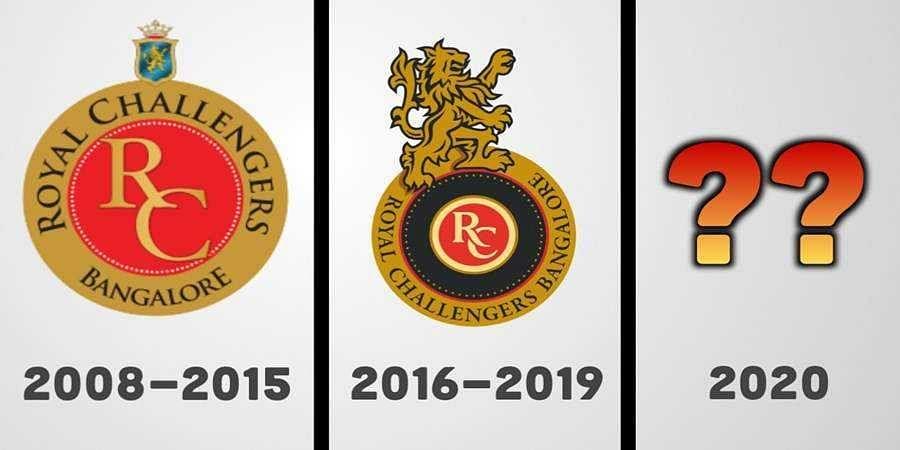 IPL 2020: RCB reveal redesigned logo