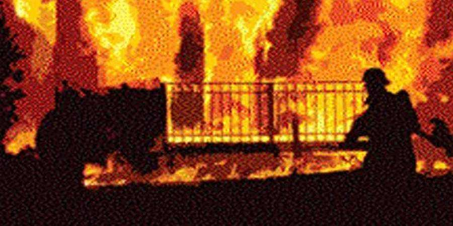 Mysuru: Father and son killed in Fire tagedy