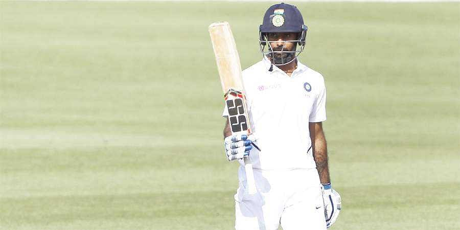 India all out for 263 in the practice game against New Zealand XI