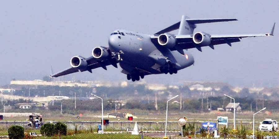 Indian Air Force's C-17 military aircraft